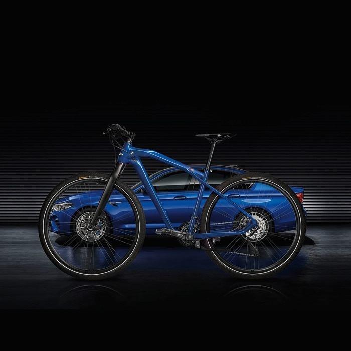 BMW M Bike Limited Carbon Edition, 500 bicicletas únicas.