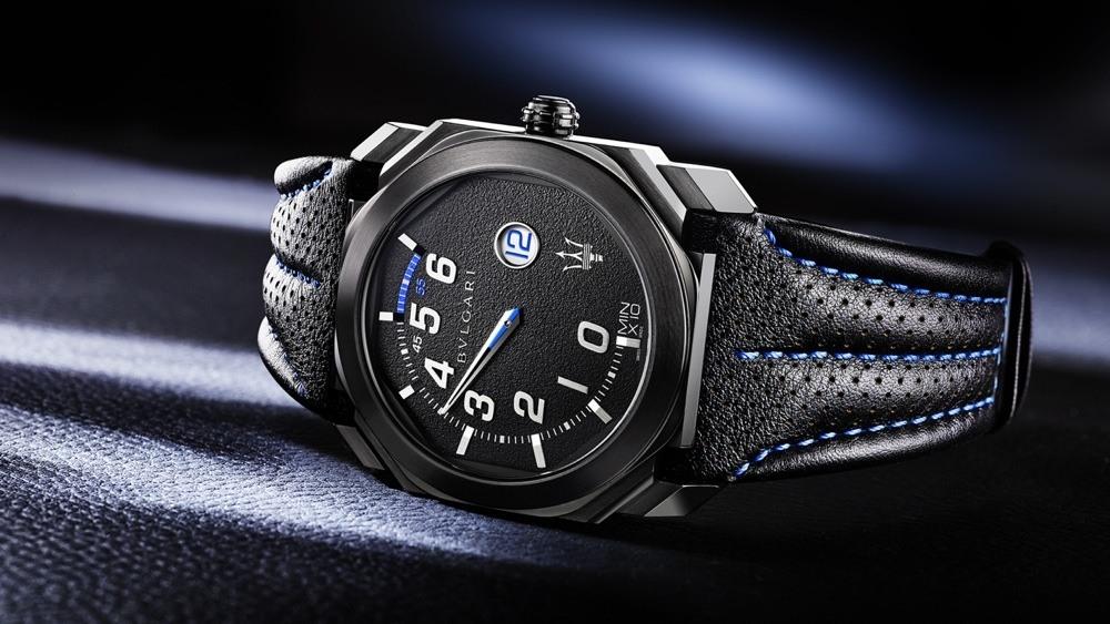 imagen 1 de Dos nuevos relojes Octo special editions de Bulgari y Maserati. a18deeafa80a