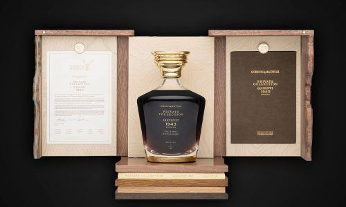 Private Collection whisky Glenlivet 1943 by Gordon & MacPhail.