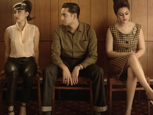 Un nuevo video del trio familiar Kitty, Daisy & Lewis.