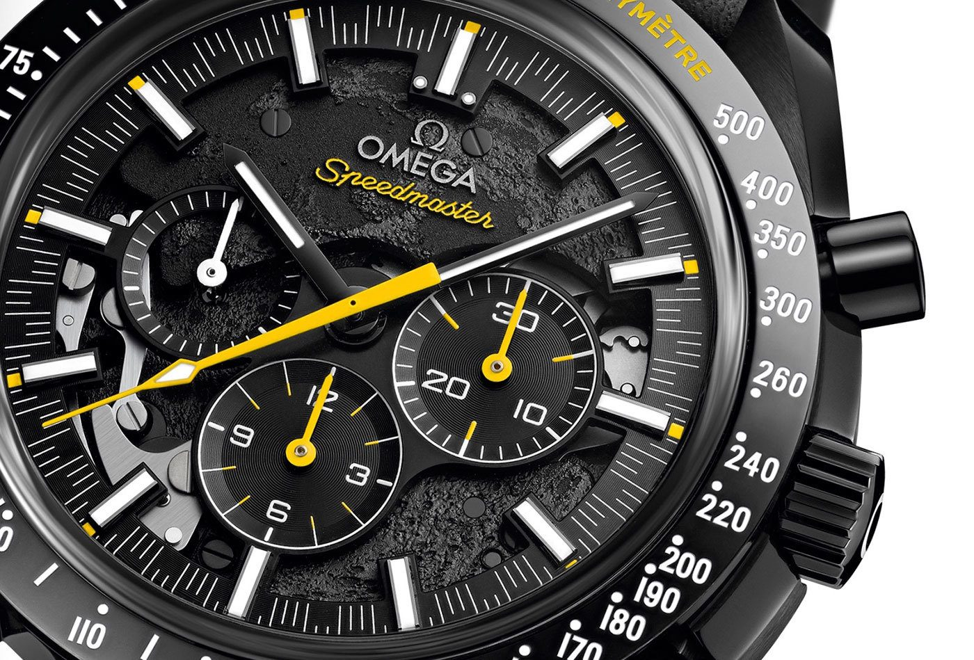 imagen 2 de Omega Speedmaster Dark Side of the Moon Apollo 8.