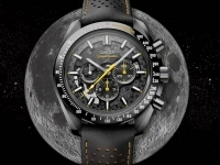 Omega Speedmaster Dark Side of the Moon Apollo 8.