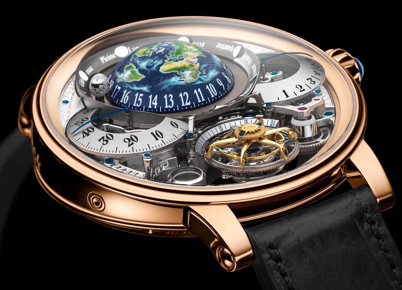 2a46f7d53427 imagen 3 de Ese espectacular «reloj» que es el Bovet Récital 22 Grand  Récital