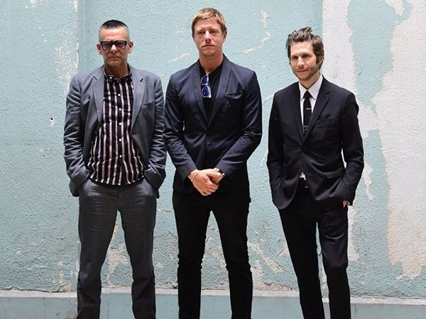 "Interpol publica el video de ""The Rover""."