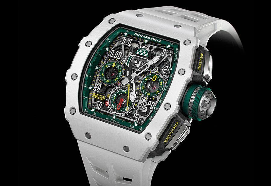 LmcEdición Nuevo 03 RelojRichard Rm11 Limitada Mille Le Mans CBoQdxerW
