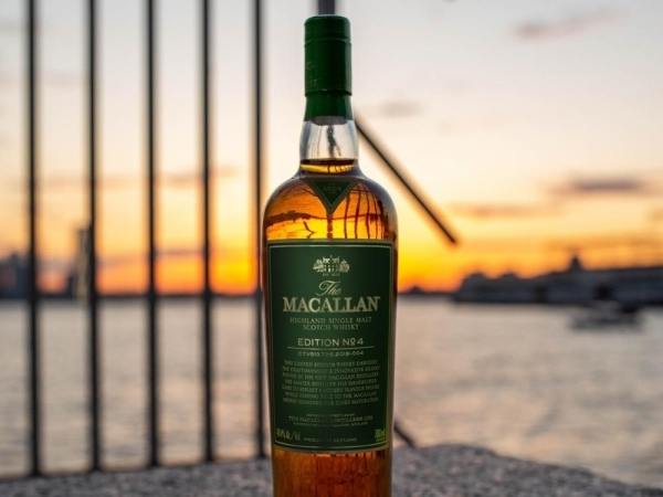 Edition nº4, la nueva joya The Macallan.