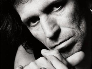 Keith Richards reedita su álbum de debut en solitario que cumple 30 años.