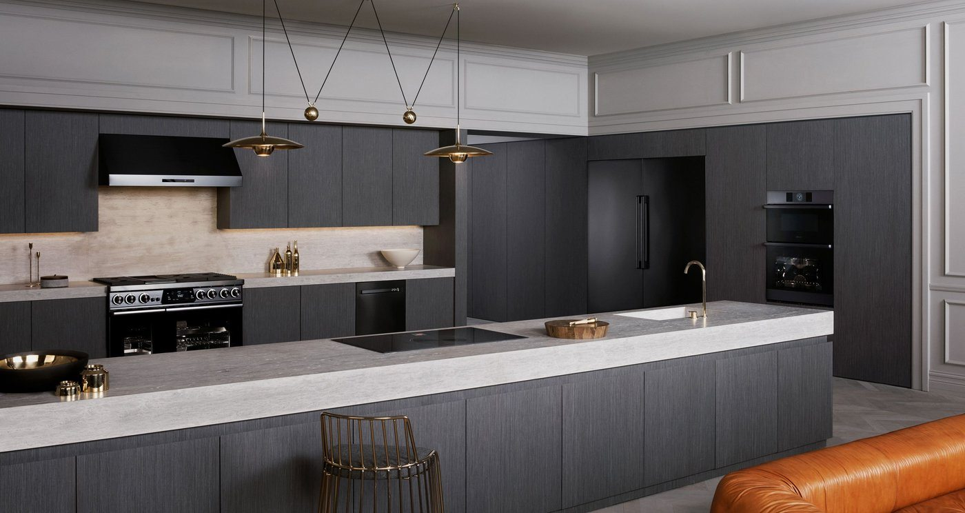 Dacor Kitchens, cocinas americanas contemporáneas... con historia ...