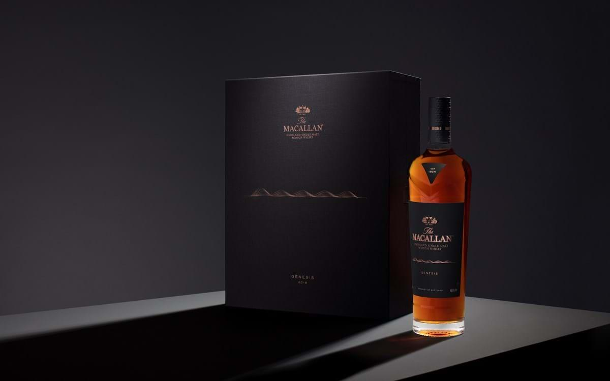 imagen 1 de The Macallan Genesis Limited Edition, un whisky para celebrar una destilería.