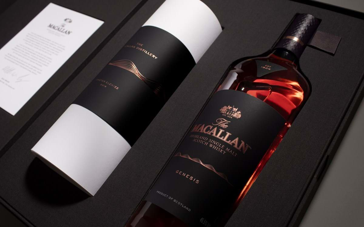 imagen 2 de The Macallan Genesis Limited Edition, un whisky para celebrar una destilería.