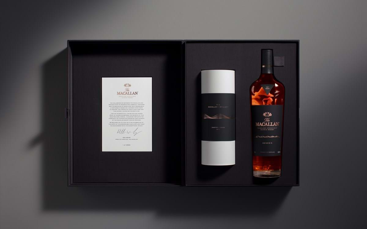 imagen 3 de The Macallan Genesis Limited Edition, un whisky para celebrar una destilería.