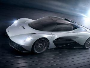 AM-RB 003, el tercer Aston Martin con motor central.