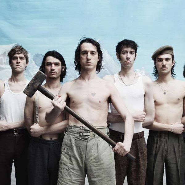 imagen 1 de Fat White Family comparte un divertido video inspirado en los Monty Python.