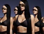 Kim Kardashian West Collection para Carolina Lemke o tus nuevas gafas de sol.