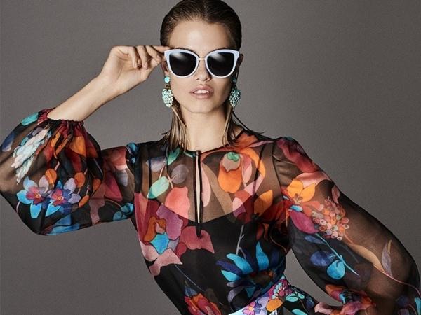 Luisa Spagnoli presenta la moda de primavera más glamourosa.