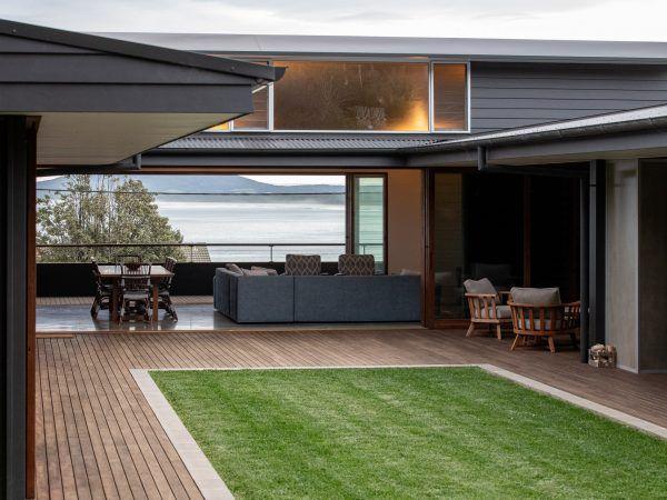 Gerroa House, una casa australiana con mucho encanto.