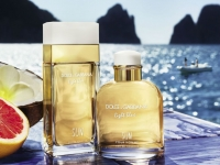 Light Blue Sun, los aromas de primavera y verano de Dolce & Gabbana en video.