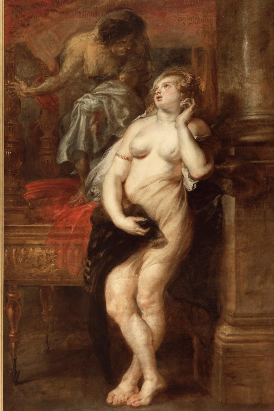 Los mitos de Rubens viajan a Sevilla. - LOFF.IT