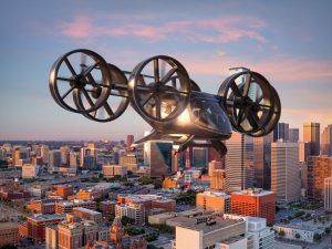 Bell Nexus Flying Taxi ¿volaremos en taxi en 2023?