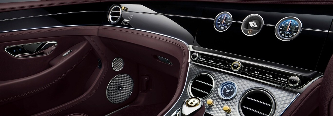 imagen 6 de Bentley Continental GT Convertible Number 1 Edition by Mulliner o la herencia recibida.