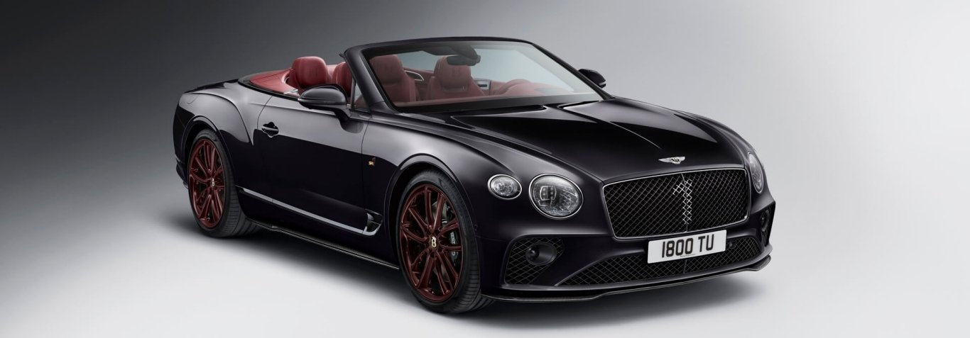 imagen 4 de Bentley Continental GT Convertible Number 1 Edition by Mulliner o la herencia recibida.
