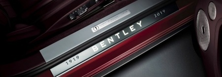 imagen 7 de Bentley Continental GT Convertible Number 1 Edition by Mulliner o la herencia recibida.