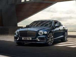 Imagen de Bentley Flying Spur, la berlina que estabas esperando.