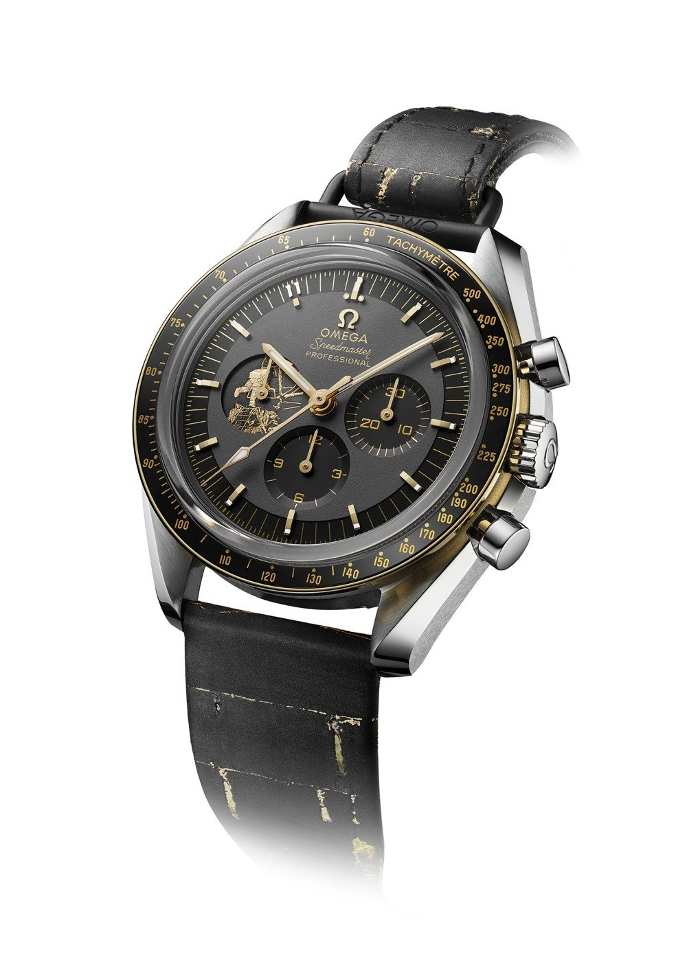imagen 3 de Omega Speedmaster Apollo 11 50th Anniversary Limited Edition.