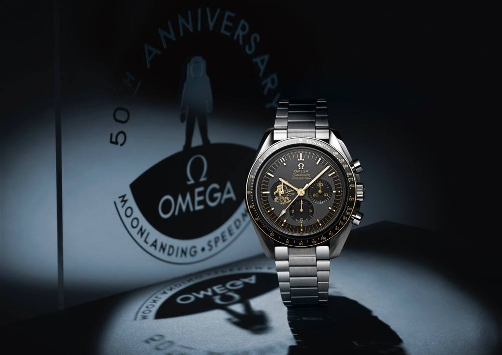 imagen 1 de Omega Speedmaster Apollo 11 50th Anniversary Limited Edition.