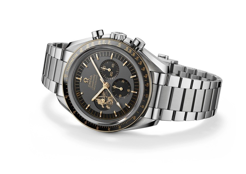 imagen 4 de Omega Speedmaster Apollo 11 50th Anniversary Limited Edition.