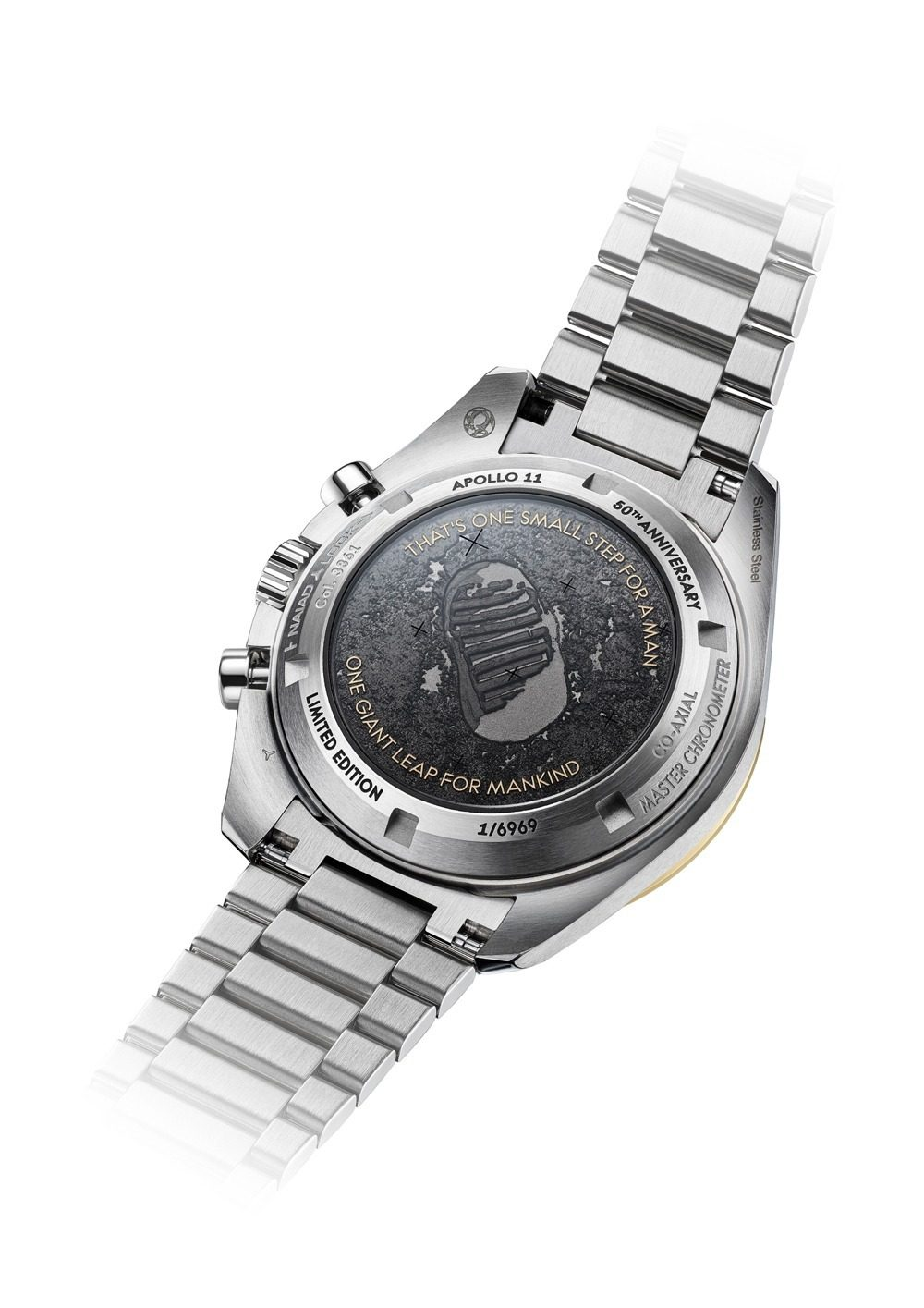 imagen 5 de Omega Speedmaster Apollo 11 50th Anniversary Limited Edition.