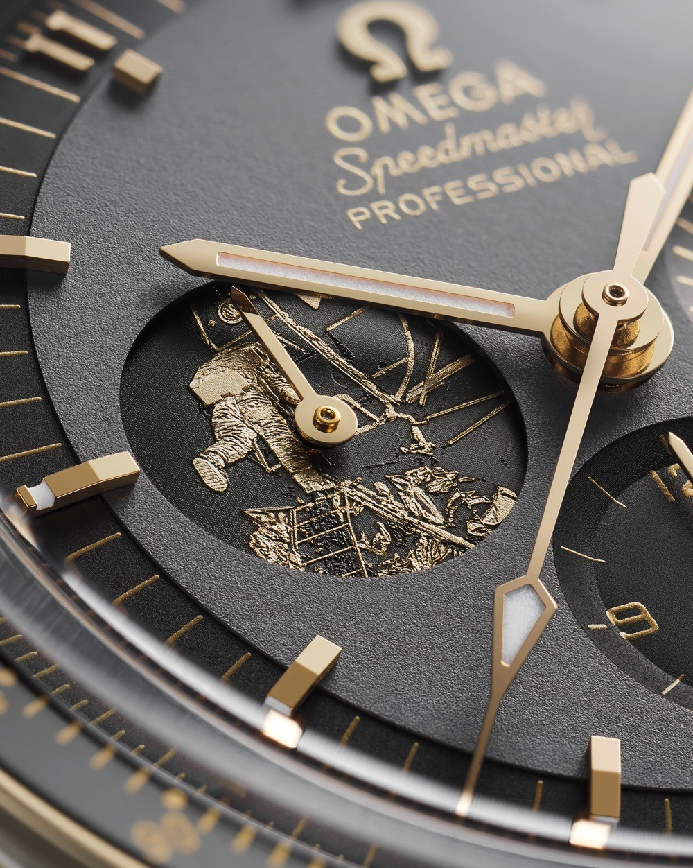 imagen 2 de Omega Speedmaster Apollo 11 50th Anniversary Limited Edition.