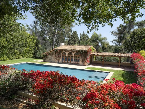 The Owlwood Estate, así es una casa de 115 millones de dólares en Los Angeles.