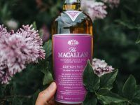 The Macallan Edition N.5, la cara espirituosa del color púrpura.