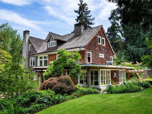 Se vende la casa de Kurt Kobain y Courtney Love en Seattle.
