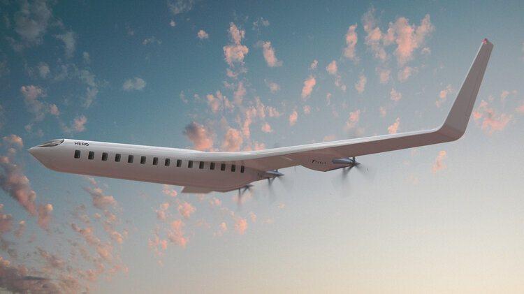 ¿Te imaginas volar en un avión de pasajeros cero emisiones?