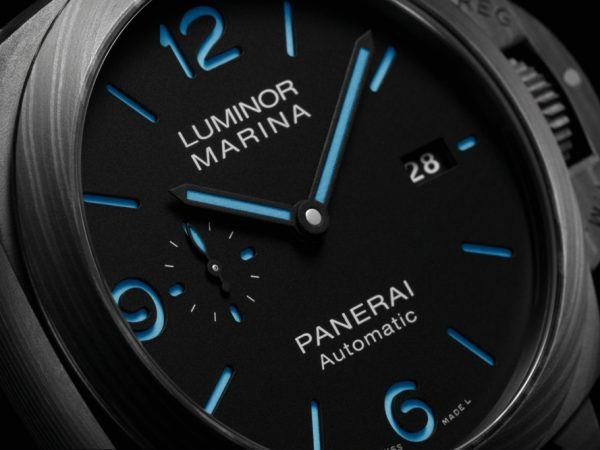 Panerai redefine su icónico Luminor Marina.