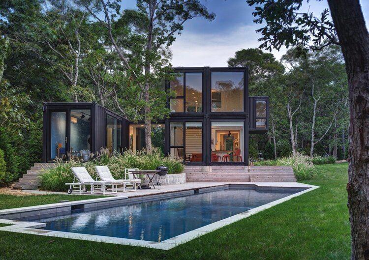 imagen 7 de Quien dijo que una casa modular no podía ser bella… mentía.