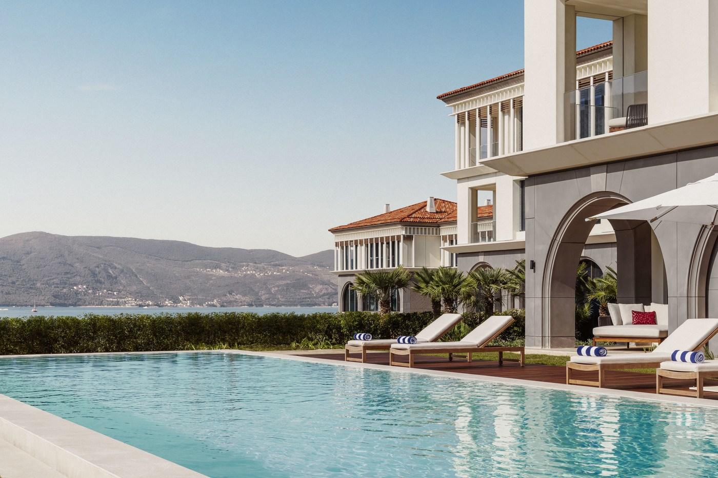 El primer One & Only de Europa está en Montenegro.