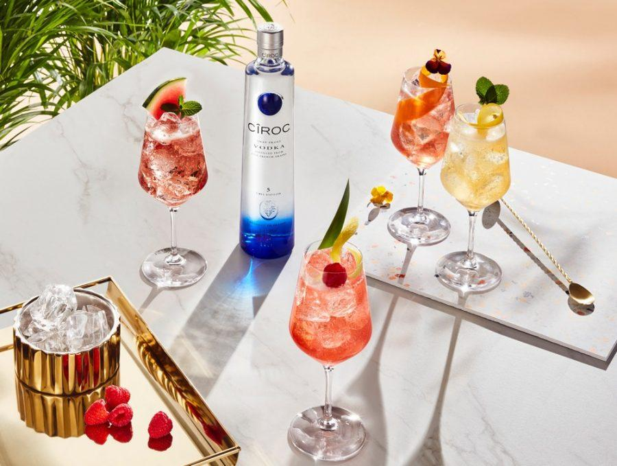 Cîroc Red Berry Spritz