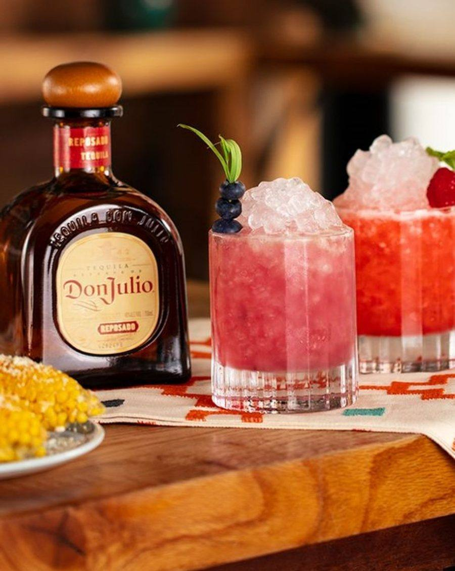 Raspado Reposado con Tequila Don Julio