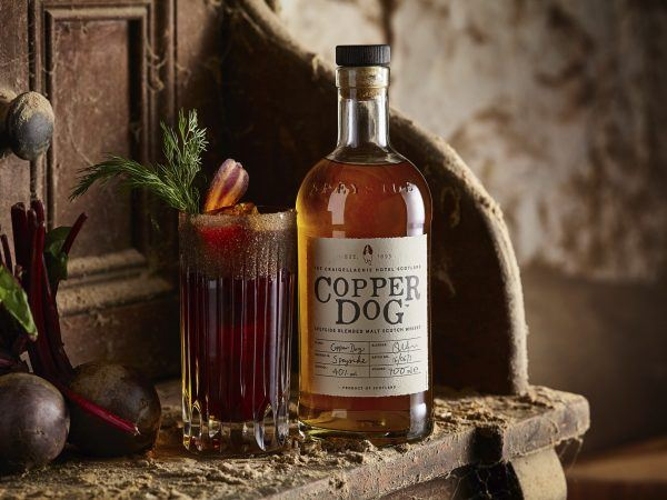 Copper Dog, el whisky más canalla.