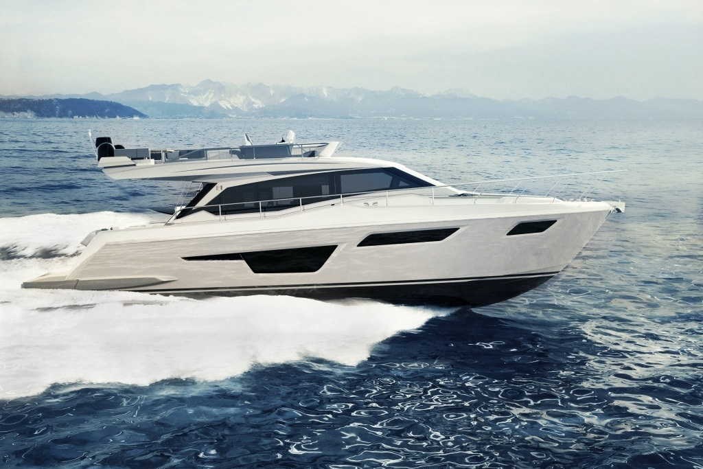imagen 1 de Ferretti Yachts 500 Project, what's your mood?