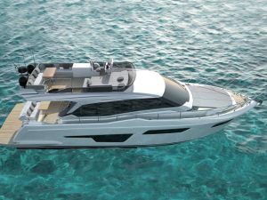 Imagen de Ferretti Yachts 500 Project, what's your mood?