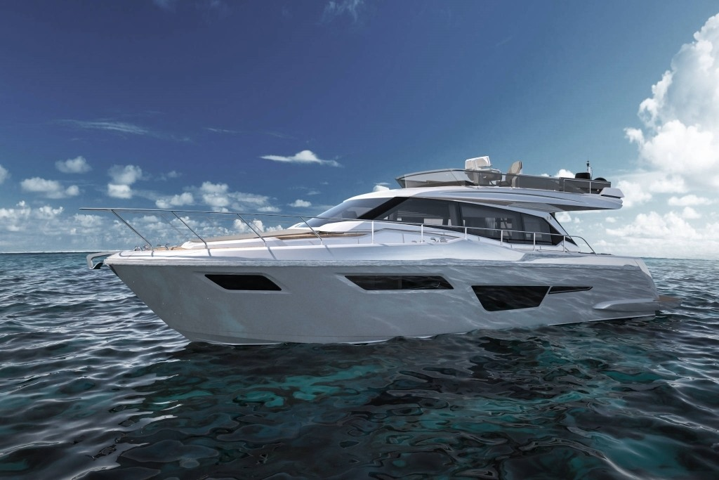 imagen 3 de Ferretti Yachts 500 Project, what's your mood?