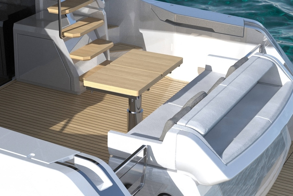 imagen 6 de Ferretti Yachts 500 Project, what's your mood?