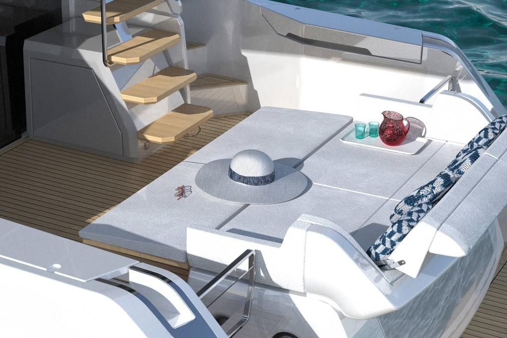 imagen 8 de Ferretti Yachts 500 Project, what's your mood?