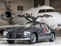 Sale a subasta un Mercedes-Benz 300SL Gullwing de 1956.