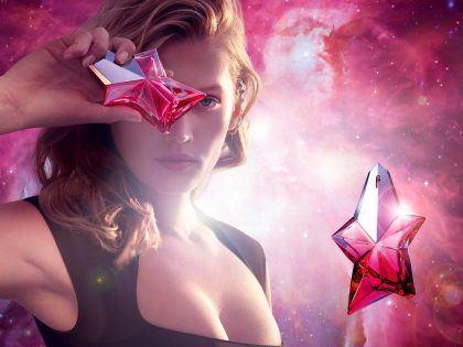 Toni Gran es la protagonista del nuevo perfume de Mugler