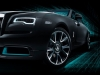 El nuevo Rolls-Royce Wraith Kryptos Collection Coupe en movimiento.
